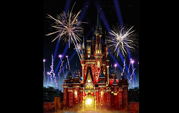 【WDW】新ナイトショー「Happily Ever After」を発表、2017年5月12日スタート