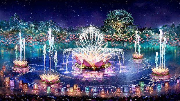 「Rivers of Light」のイメージ