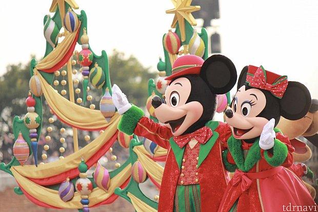 「パーフェクト・クリスマス」3年目。東京ディズニーシーのクリスマス2017詳細
