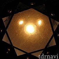 キャラバンカルーセルの室内灯