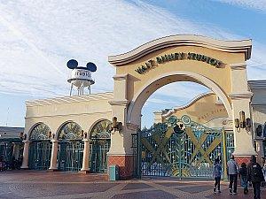 ウォルトディズニースタジオ