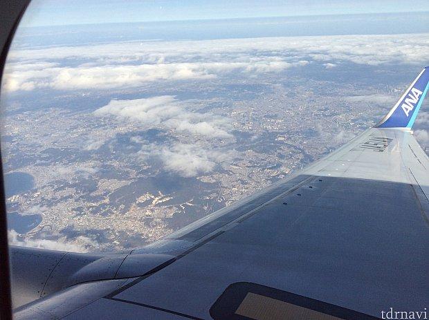 優雅な旅となったANAでのフライト。日にちをずらしたので、それほど混雑を感じず旅ができました!