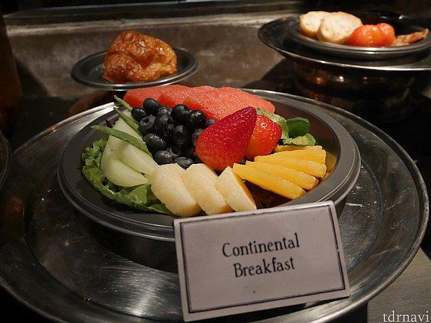 アメリカでビタミンが不足してたのでフルーツを選びました!