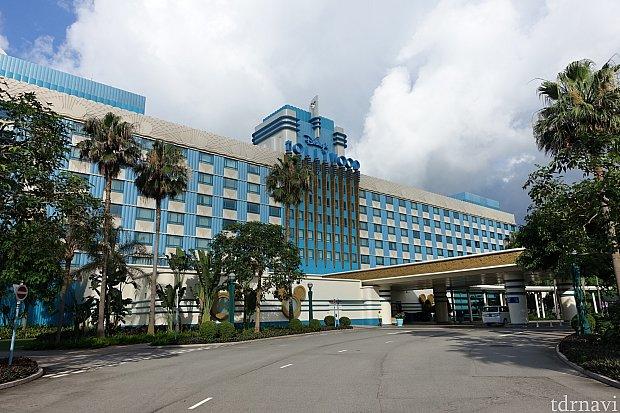お手頃でキレイなホテルです