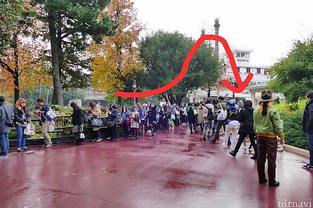 11月22日の朝はこのように並んでいました。右奥に見えるのが、マークトウェイン号です。