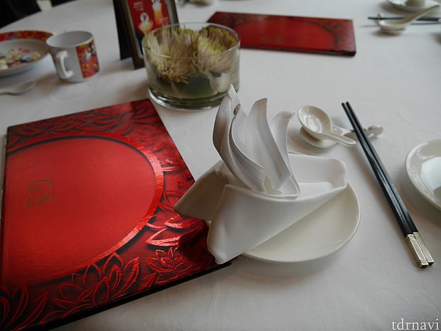 素敵なテーブルセッティング♡