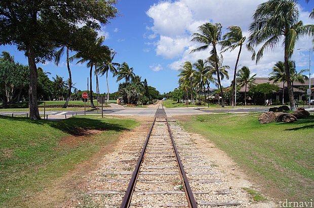 ハワイアン鉄道