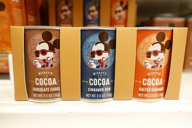 ココア缶 3個セット(12.99ドル)