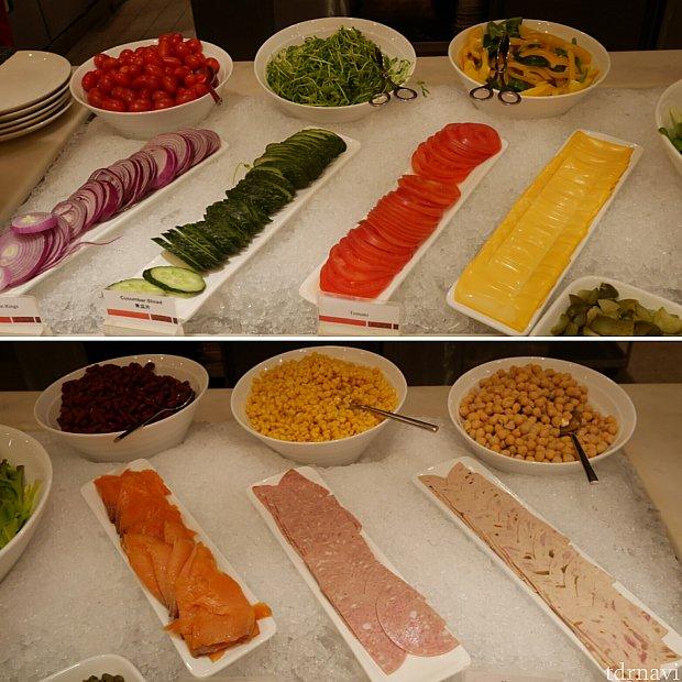 【朝食】サラダ系