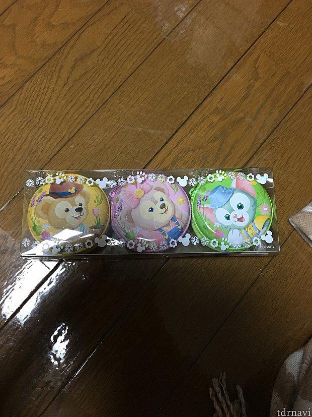 お菓子 $98