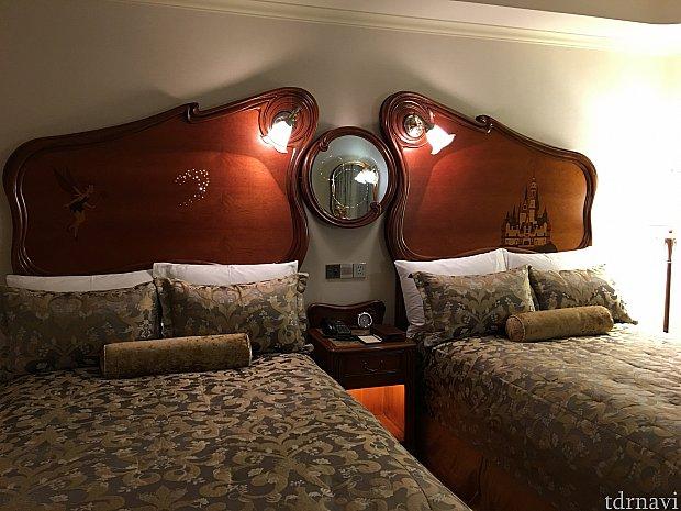 ディズニーランドホテルSorcerer Suite
