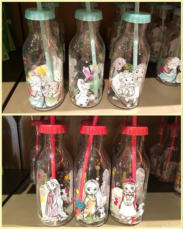 可愛いプラスチックボトル♡ 各45元