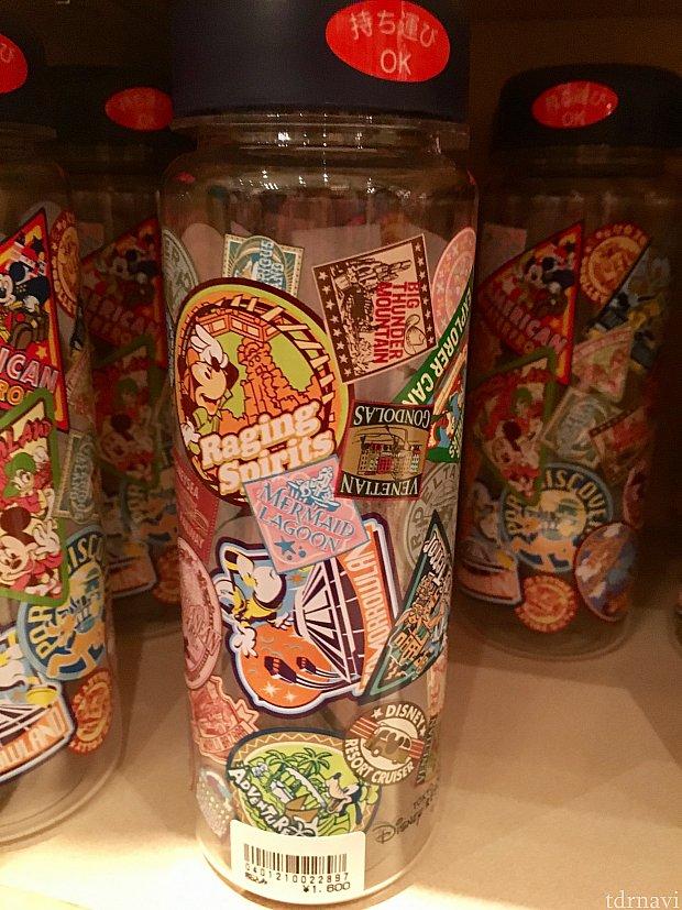 タンブラー1600円