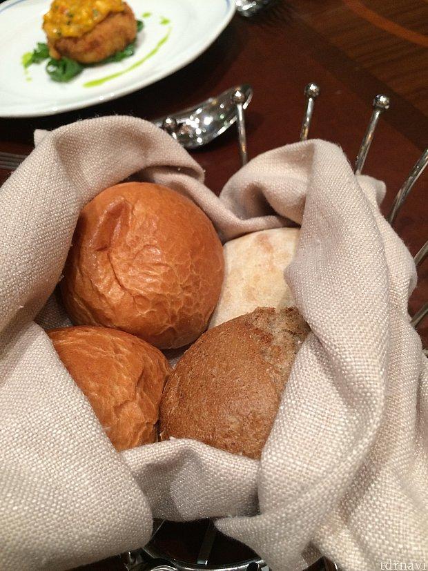 あったかいパン