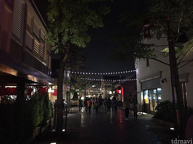 雨上がりだし、夜だし、真っ暗なので難易度メチャクチャ高いです!
