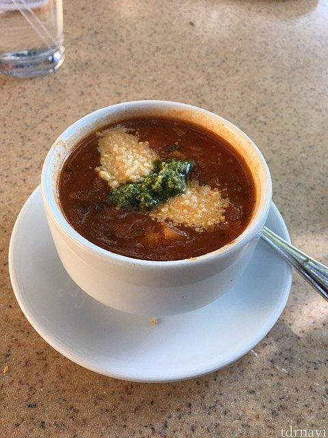 【前菜】スープ