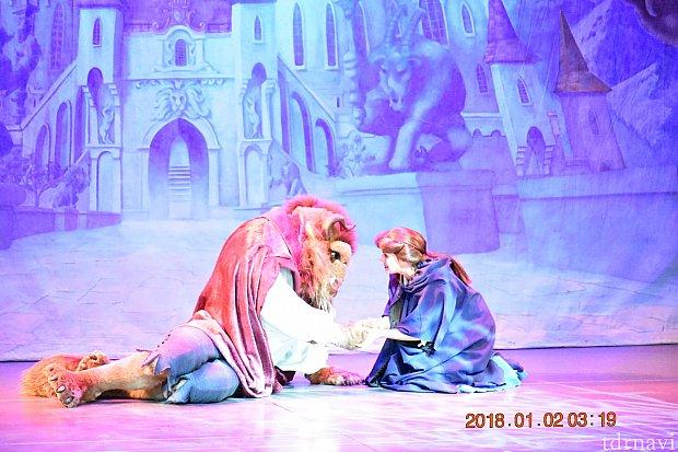 美女と野獣:ライブ・オン・ステージ