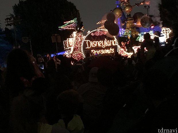 メインストリート・エレクトリカル・パレード
