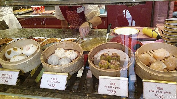 中国きたからには中華!市街はおいしいけど、ここはパーククオリティー。