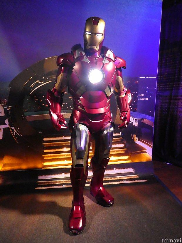 アイアンマン。 開催場所は、予約チケットで要確認です。