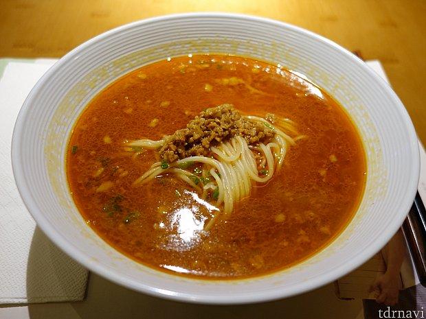 担々麺38元