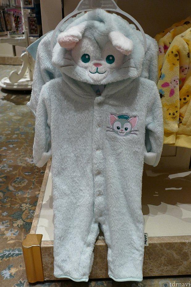 ジェラトーニの着ぐるみ。将来子供が出来たら欲しい!!可愛い!!!