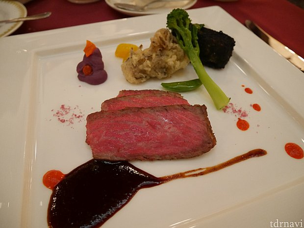 【肉料理】ジャファーをイメージ。お肉がやわらかい!美味しかったです😆