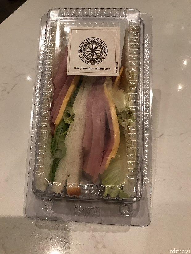 サンドウィッチです。