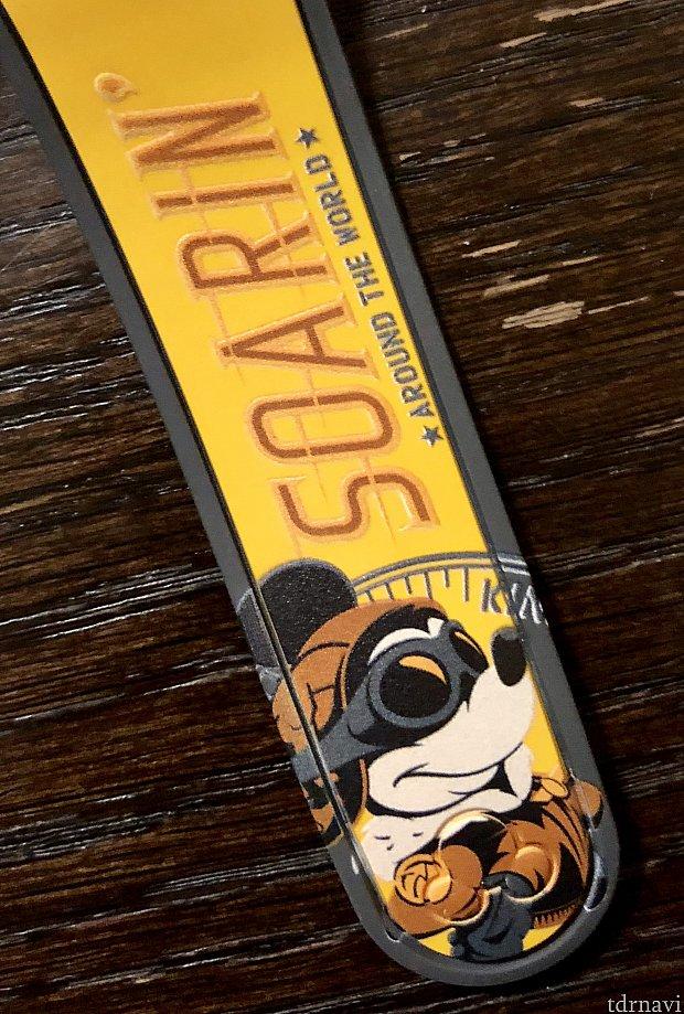 一番黄色がしっくり来たのでこの色にしてみました。さて、珍しいSOARIN'グッズのレポートは如何だったでしょうか。次回SOARIN'に行く機会がありましたら、エントランス横のショップにも立ち止まってみてください!