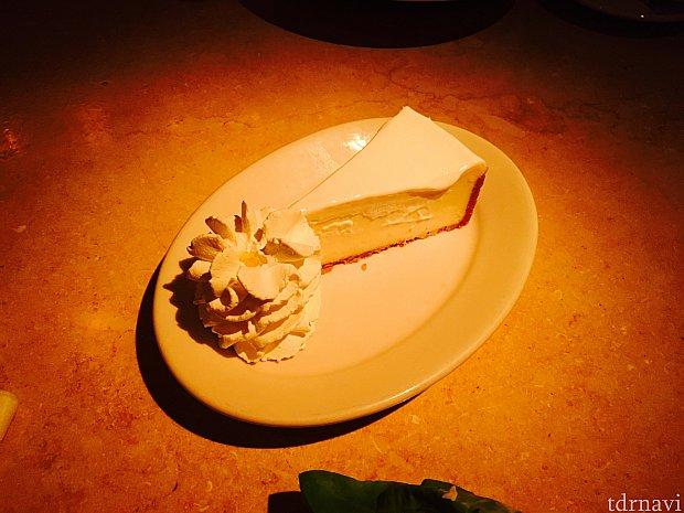 チーズケーキ♡
