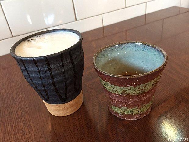 ビールと大吟醸梅酒ロックで乾杯♪ビール、量少ないですね…。梅酒は自分で調整したかったのでロックでもらって氷とお水を別でもらいました。