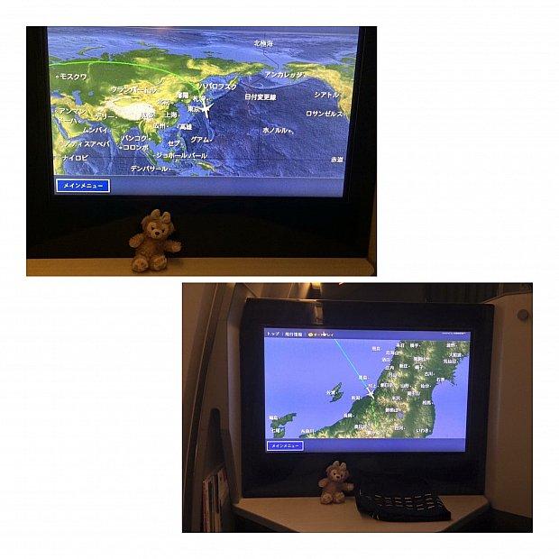 新潟から日本入りした航路でした(^o^)
