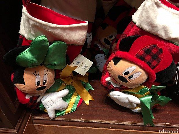 クリスマスプレゼント靴下