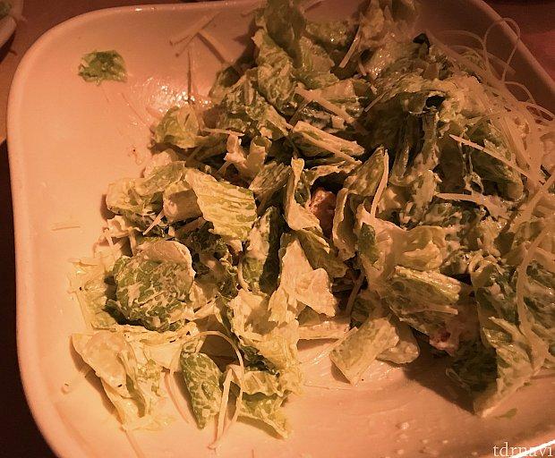 シーザーサラダ(前菜)