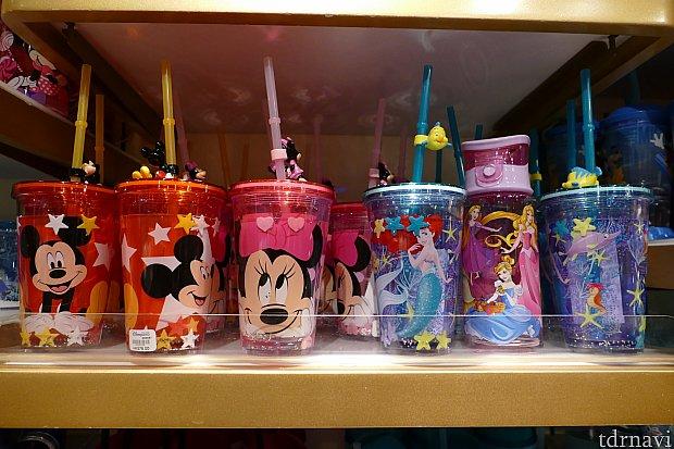 もはや何を買っていいかわからないほど可愛いストローカップ