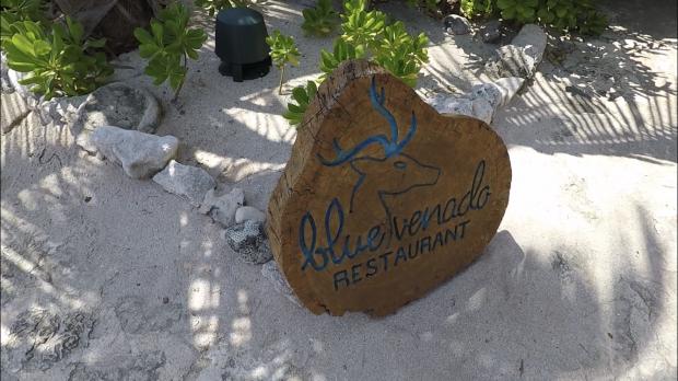 レストラン。