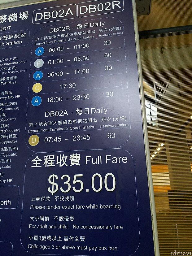 空港線は深夜料金設定がないっぽいです。 3人までならバスの方がオトクに移動できるかも?