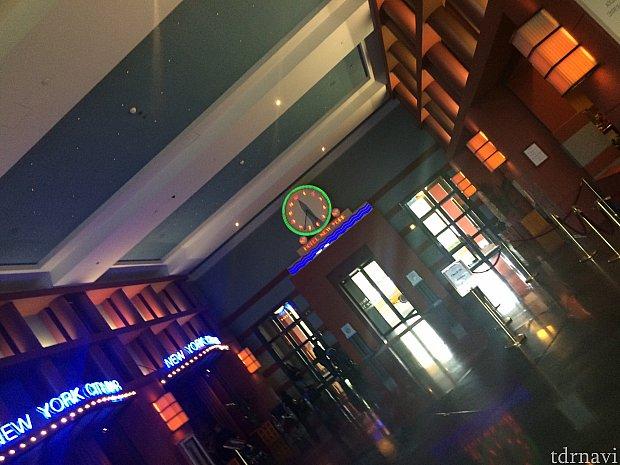 ディズニー・ホテル・ニューヨーク