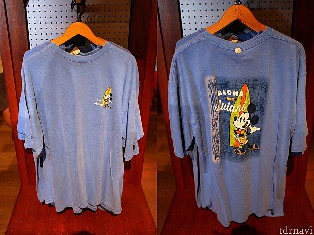 Tシャツ35ドル