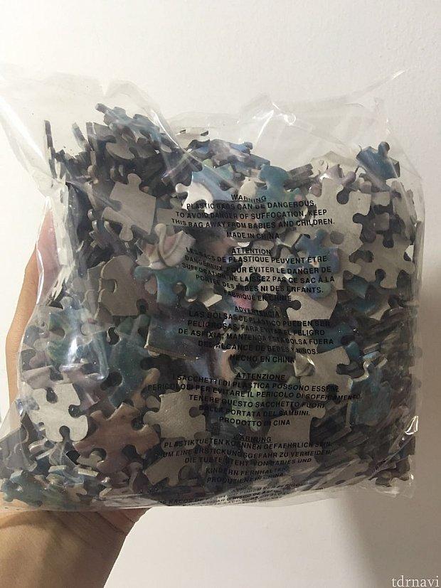 こんな感じの袋が4つ入っています。干支ごとに袋が分かれているので便利です。