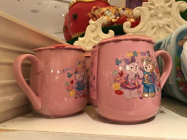 蓋つきマグカップHK$138