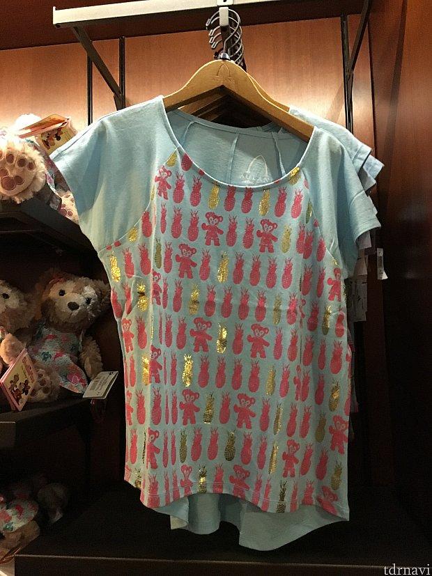 シェリーメイのTシャツ(子供用)25ドル