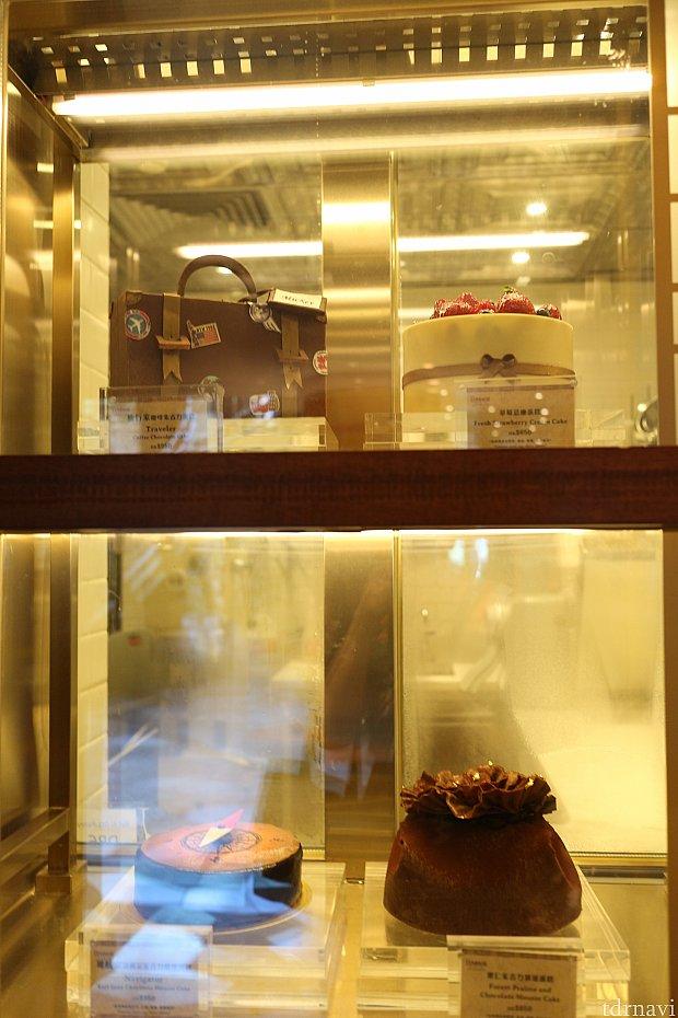 巨大ケーキ類②