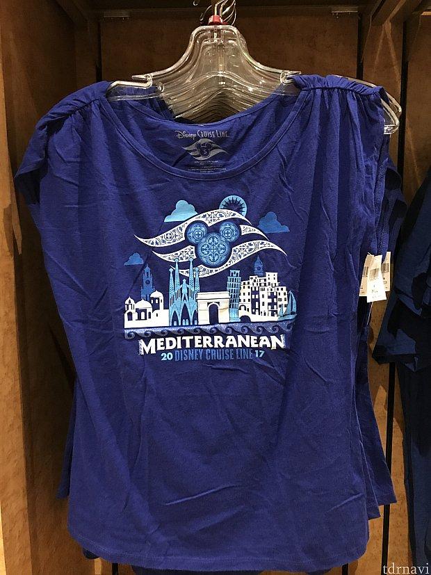 女性もののシャツ。$34.99