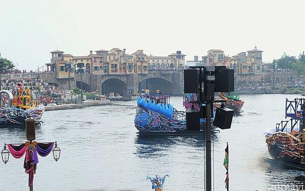 ハデスパート(?)のダンスも、ドナチデが船上でずっとわちゃわちゃしてるのも見れます!