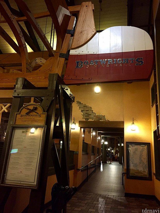 Boatwrights Dining Hallは隠れた穴場。でも最高に素晴らしいレストランです。