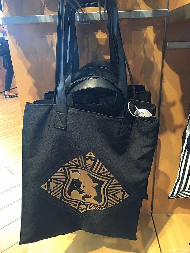ディズニーストア上海限定のバッグ198元也。