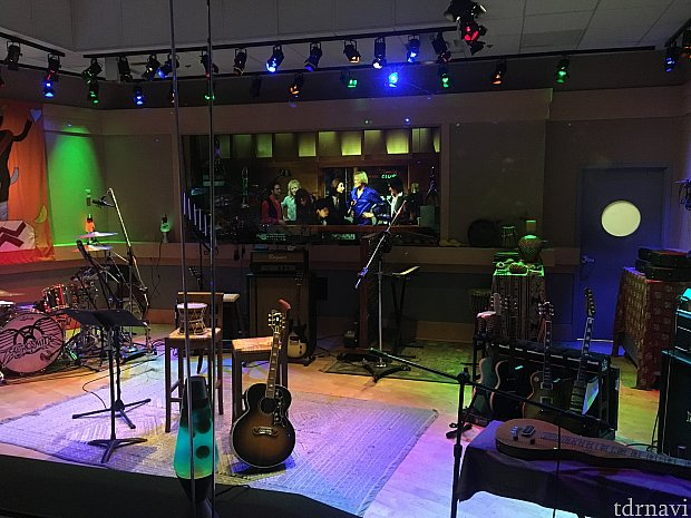 レコーディングスタジオ!