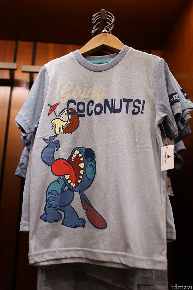 Tシャツ(子供用)30ドル