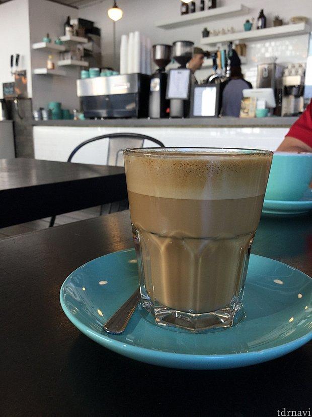 美味しいコーヒー屋さんも沢山あります。